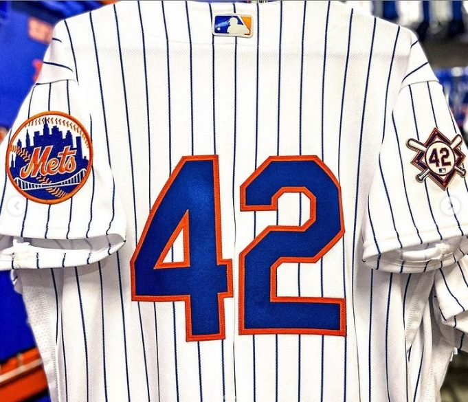 New York Mets Jackie Robinson Day