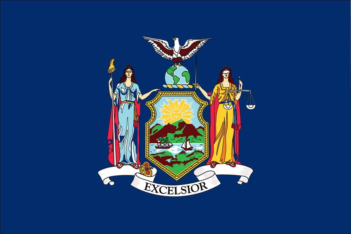 New York State Flag