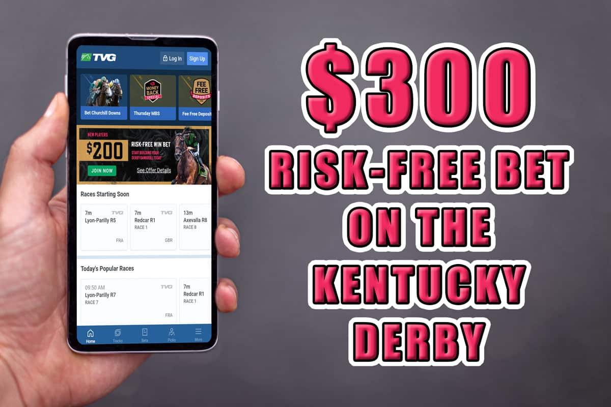 tvg kentucky derby promo