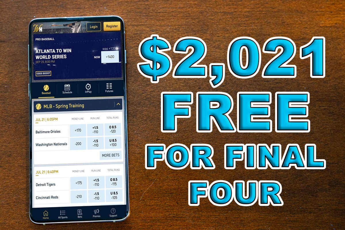 william hill final four