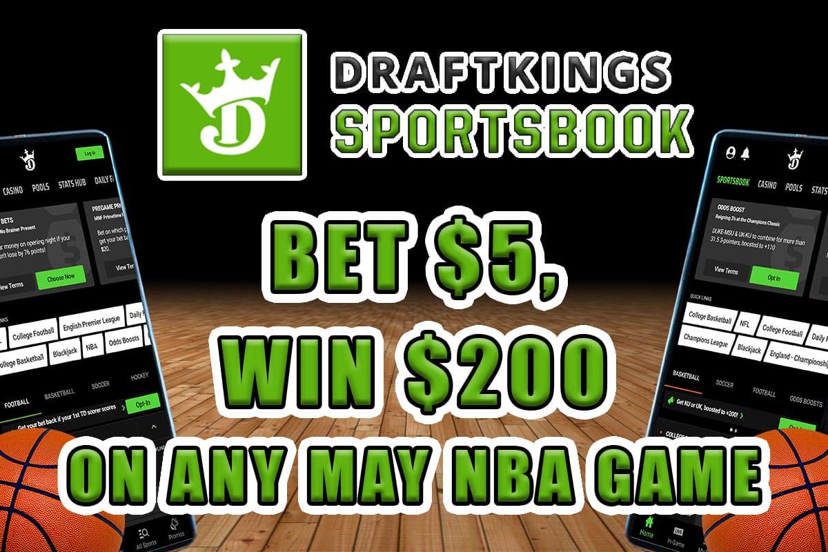 draftkings sportsbook nba 40-1 odds