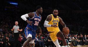 lebron james new york knicks