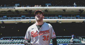 Matt Harvey Baltimore Orioles