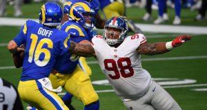 dalvin tomlinson giants early 2021 position battles