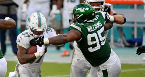 quinnen williams jets pup