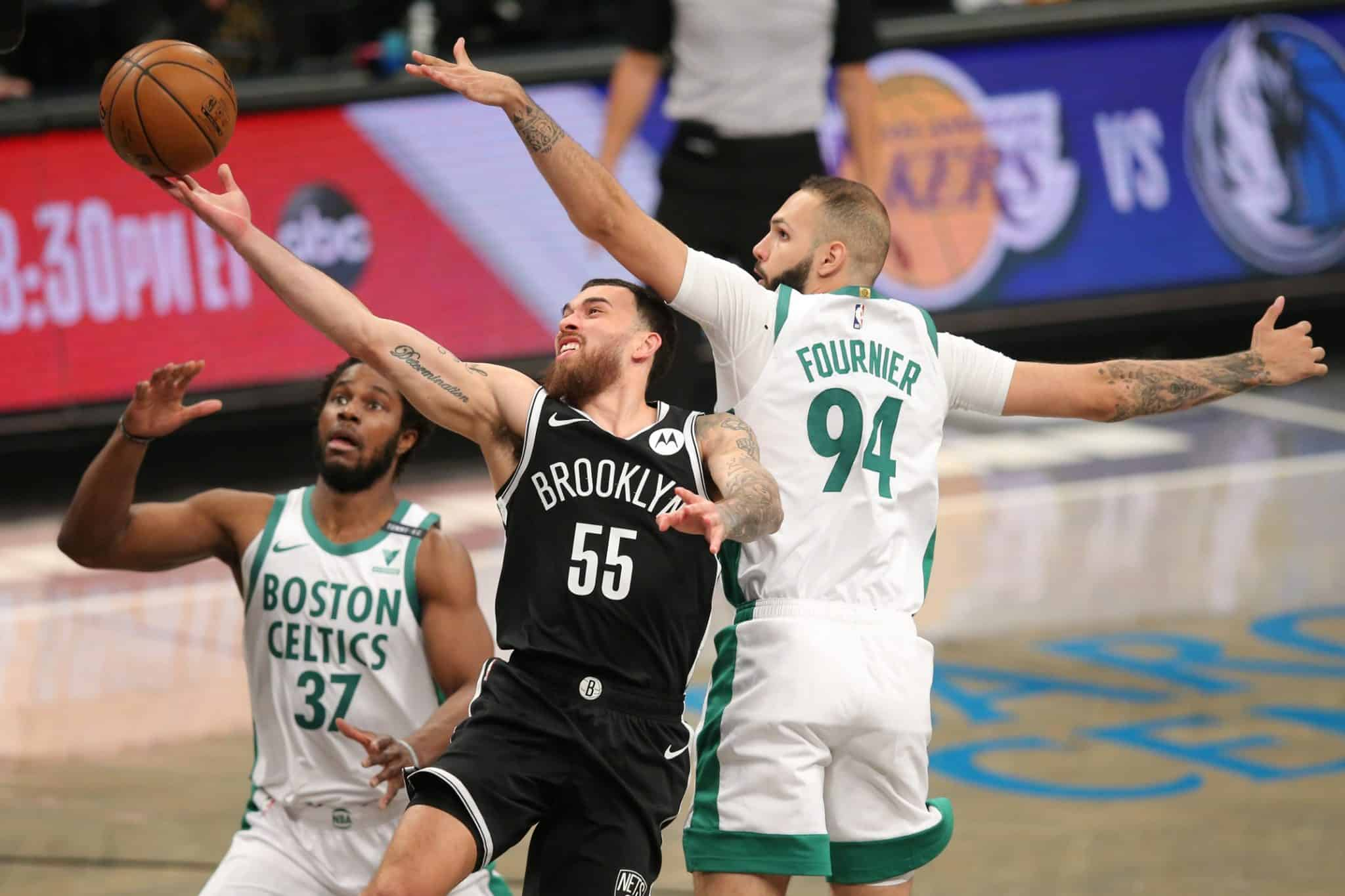 celtics nets player prop picks