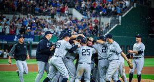 Corey Kluber New York Yankees no-hitter