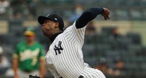 Aroldis Chapman New York Yankees