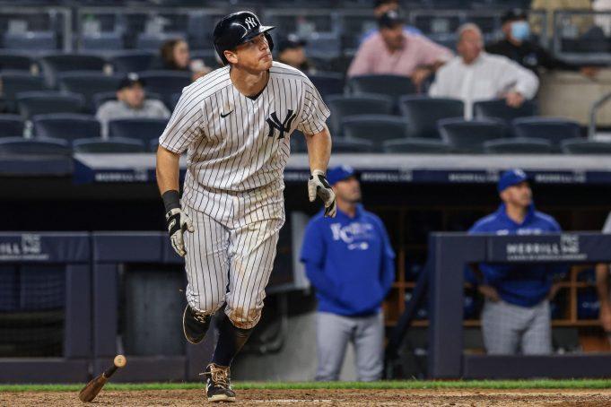 DJ LeMahieu New York Yankees
