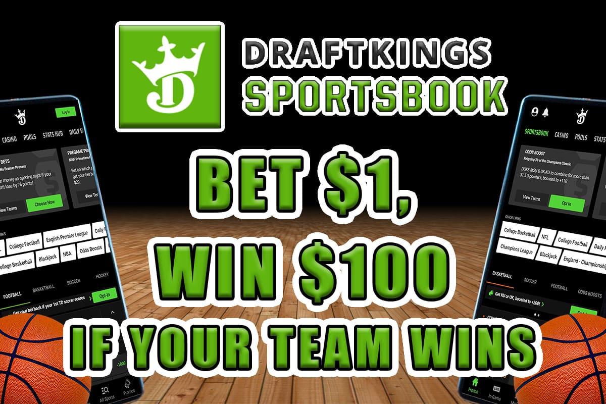 draftkings sportsbook nba promo