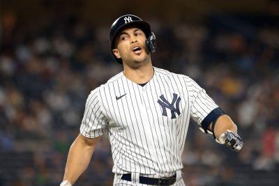 Giancarlo Stanton New York Yankees