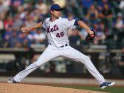Jacob deGrom New York Mets