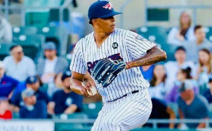 Luis Medina Yankees