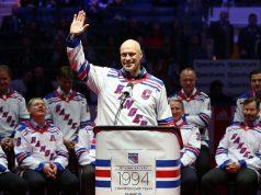 Mark Messier New York Rangers