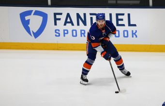 Mathew Barzal New York Islanders