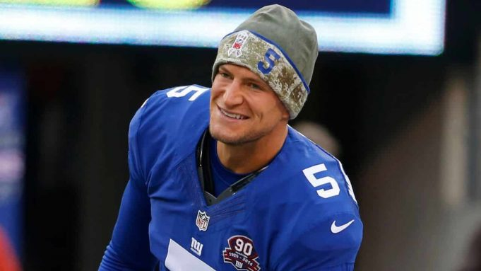 steve weatherford super bowl 46 become the ceo of your life