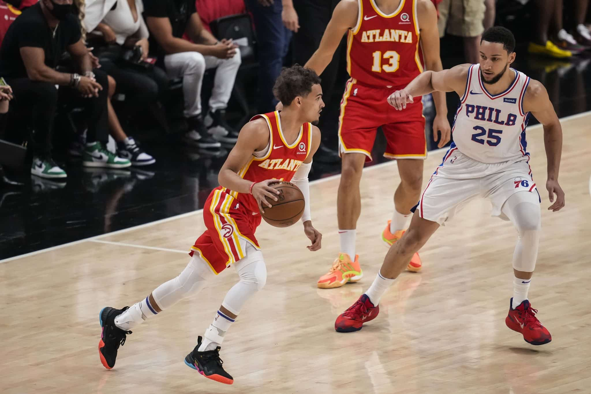 sixers hawks game 4 player prop pick