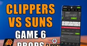 clippers suns props game 6