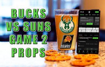 bucks suns props game 2