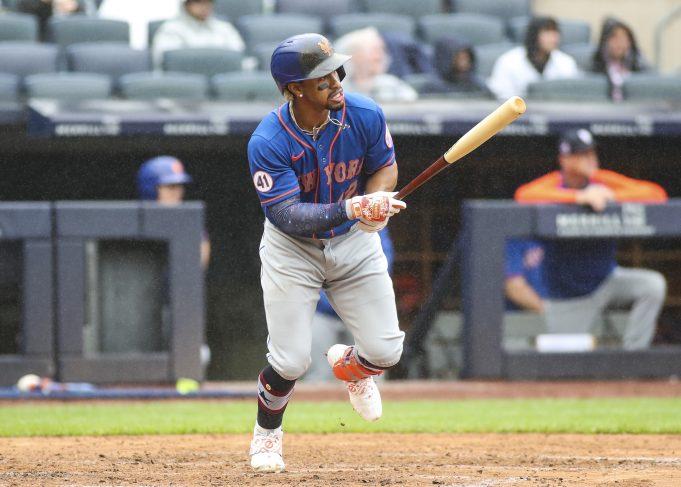 Francisco Lindor New York Mets