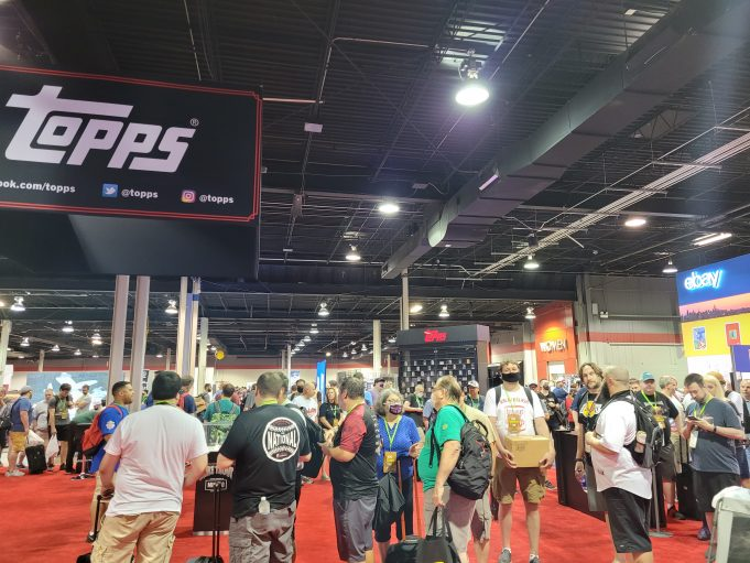 The National Sports Collectors Convention