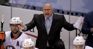 Barry Trotz New York Islanders