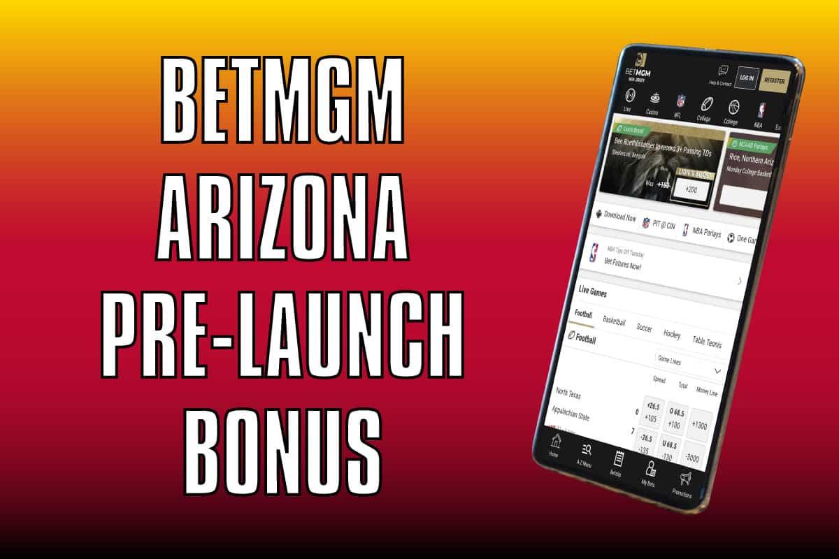betmgm arizona bonus