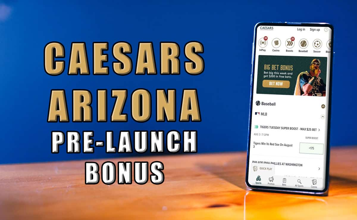 caesars sportsbook arizona