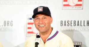 Derek Jeter National Baseball Hall of Fame