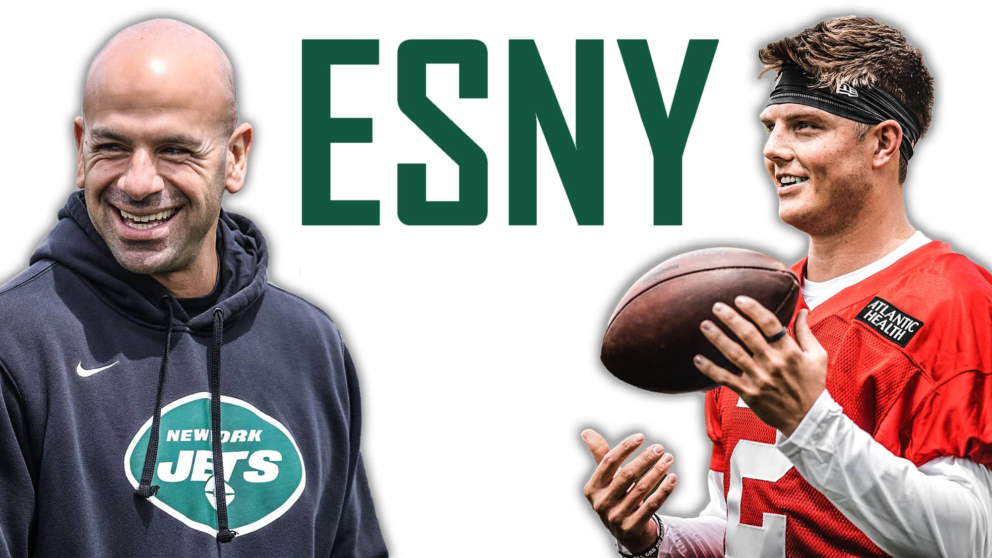 New York Jets Odds 2021, Robert Saleh, Zach Wilson