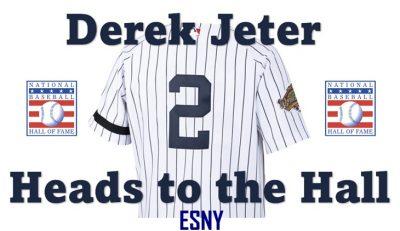 Derek Jeter HOF Series