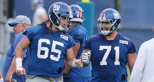 giants giants offensive line