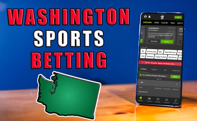 washington online sports betting