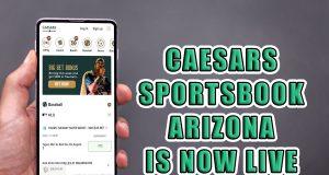 Caesars AZ Sportsbook $5,000 risk-free promo