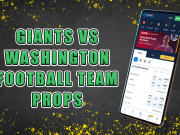 giants washington player prop picks