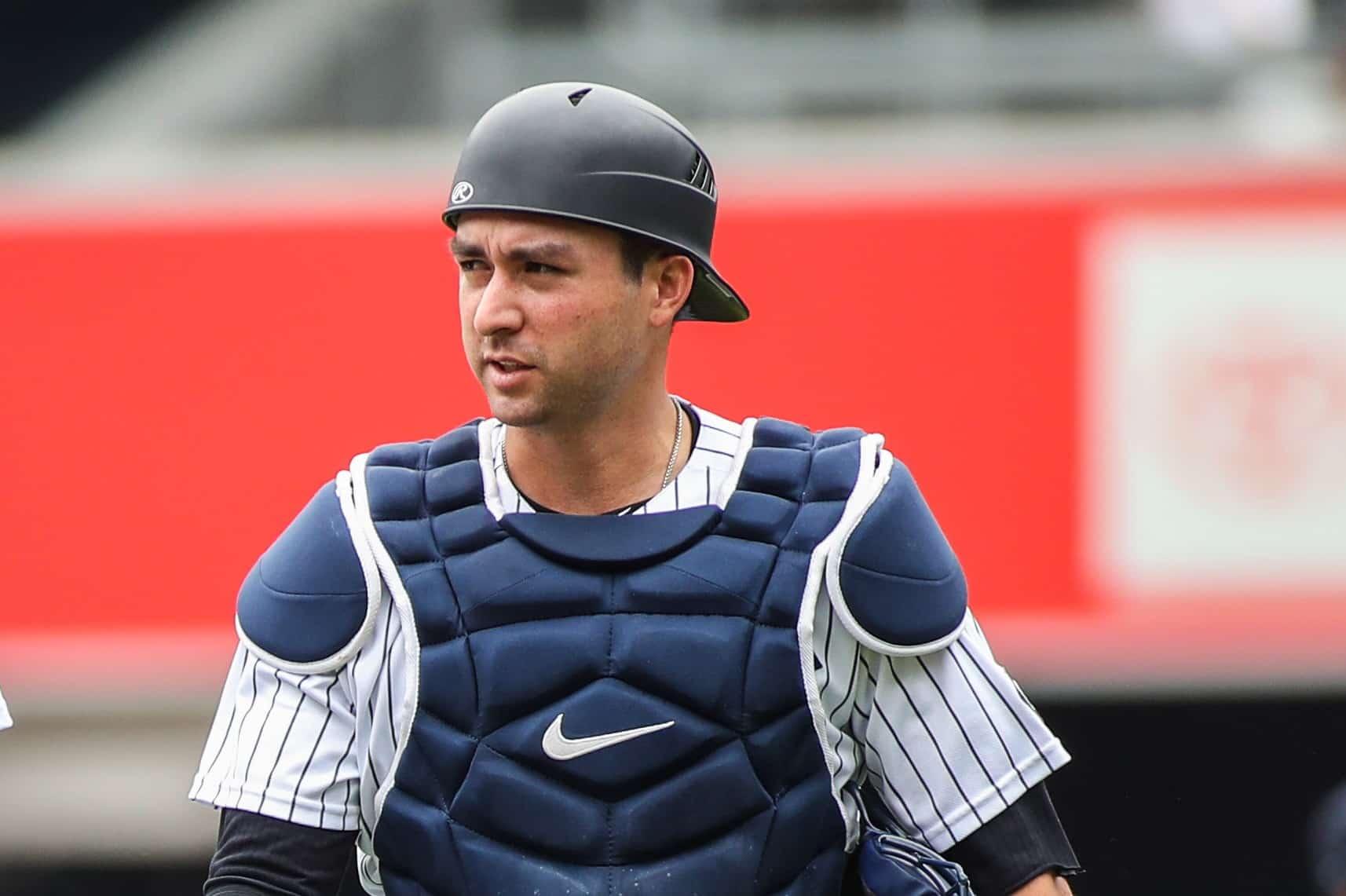 Kyle Higashioka named Yankees' nominee for Roberto Clemente Award - Elite Sports NY
