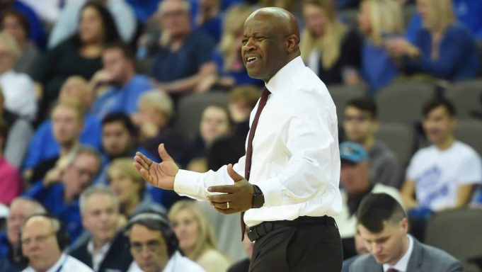 st. john's mike anderson