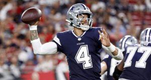 post-week 1 nfc east odds cowboys