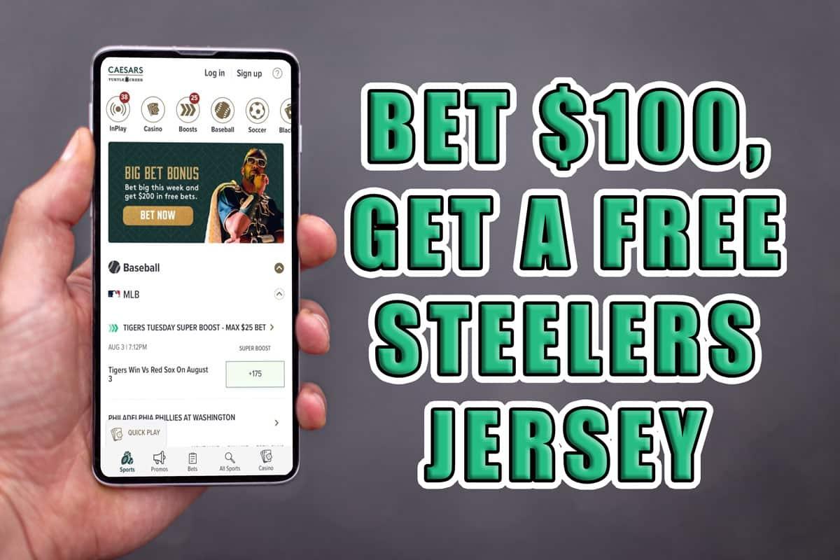 $5,000 Risk-free bet Caesars