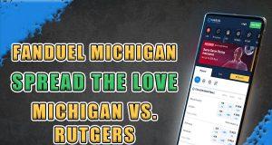 fanduel michigan spread the love