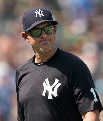 Aaron Boone Yankees