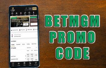 BetMGM promo code