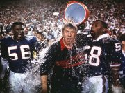 Bill Parcells New York Giants Super Bowl