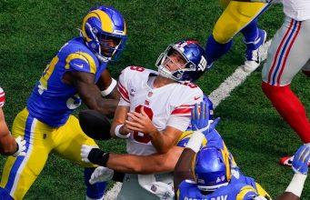 Daniel Jones New York Giants
