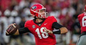 JT Daniels Georgia quarterback