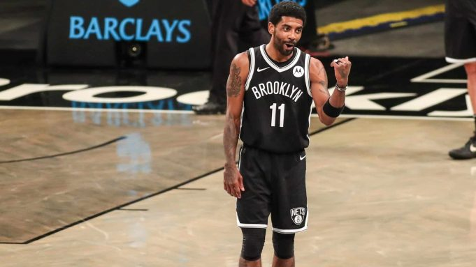 kyrie irving nets