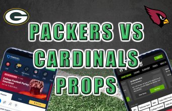 packers cardinals player props picks