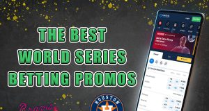 World Series Betting Promos