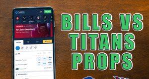 bills titans player props